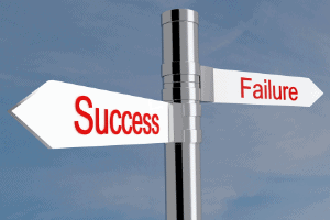 Stumble Your Way From Failure To Success