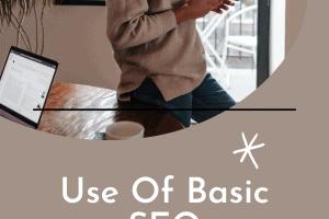 Use Of Basic SEO 1