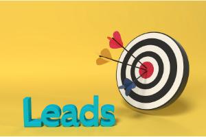 Massive Free Leads