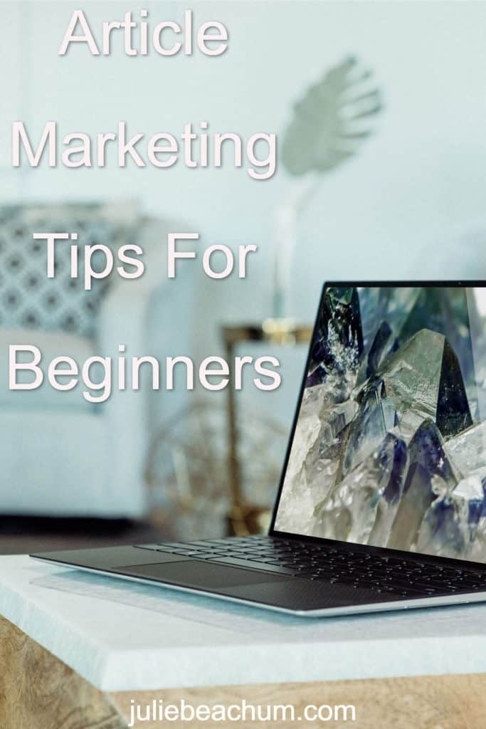 Article Marketing Tips For Beginners